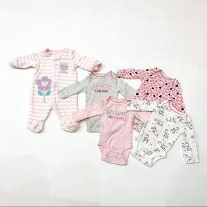 Koala Baby Newborn 5pc bundle/set
